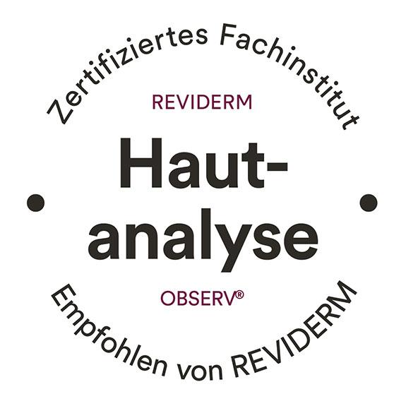 Hautanalyse-Siegel